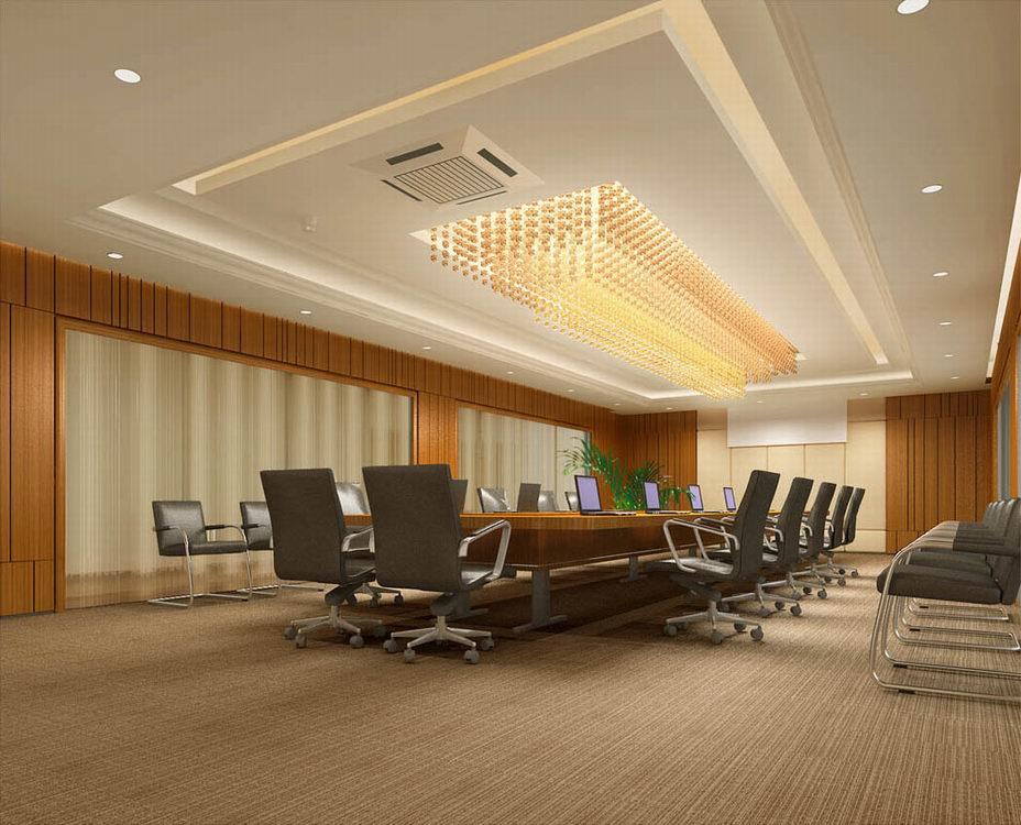 五层中会议室(方案一)图片